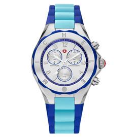 Michele MWW12F000071 Tahitian Jelly Bean Blue Watch
