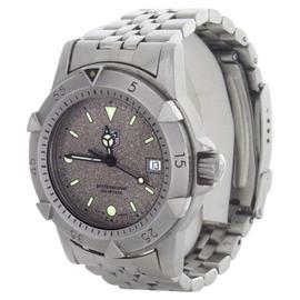 Tag Heuer WD211-K-20 Professional 200M Grey Dial Swiss Quartz Watch