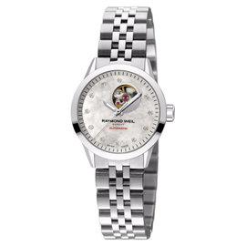 Raymond Weil 2410-ST-97081 Freelancer Automatic Stainless Steel Watch