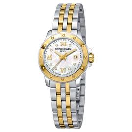Raymond Weil 5399-STP-00995 Classy Elegant Swiss Made Womens Watch