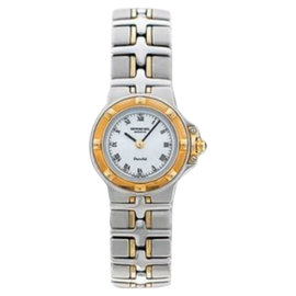 Raymond Weil 9690-WR Parsifal Stainless Steel & 18K Yellow Gold 20mm Watch