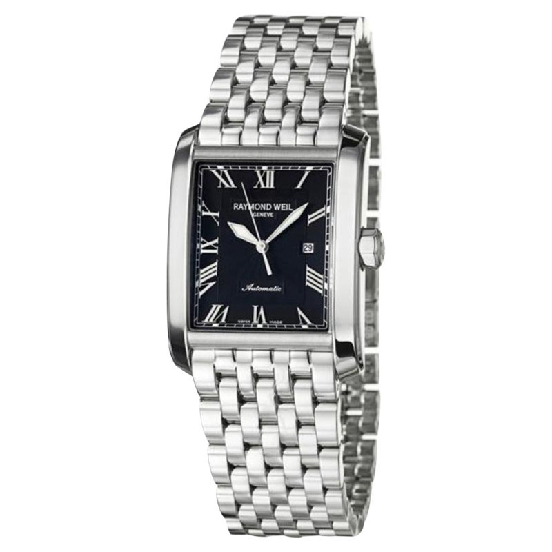 "Image of ""Raymond Weil 2671-St-00209 Don Giovanni Automatic Stainless Steel Mens"""