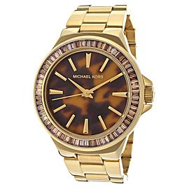 Michael Kors Gramercy MK5723 Gold-Tone Stainless Steel Bracelet Women's Watch