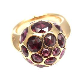 Pomellato Harem 18K Rose Gold Rhodolite Garnet Ring