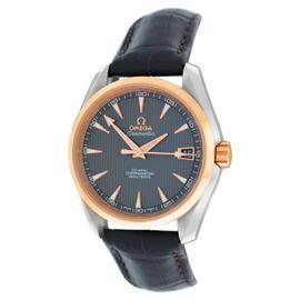 Omega Seamaster Aqua Terra 231.23.39.21.06.001 Chronometer Co Axial 150M Watch