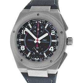 IWC Schaffhausen Ingenieur AMG IW372503 Titanium Mercedes Watch