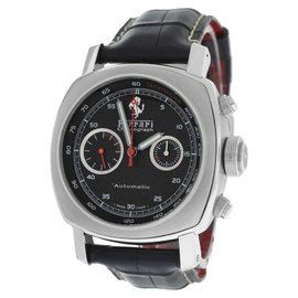 Panerai Ferrari F 6656 Chronograph Stainless Steel Automatic Watch