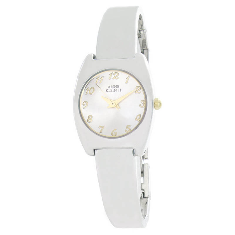 "Image of ""Anne Klein 10/5239 Silver Dial Metal Bracelet Womens Watch"""
