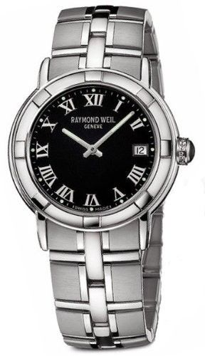 "Image of ""Raymond Weil 9541-St00208 Anthracite Dial Stainless Steel Mens Watch"""