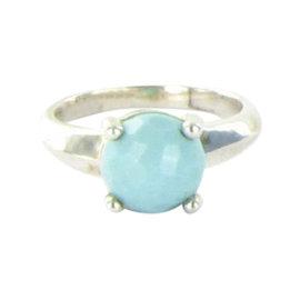 Ippolita 925 Sterling Silver & Turquoise Quartz Ring
