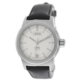 Oris 7501 Big Crown Stainless Steel Day Date 34mm Watch