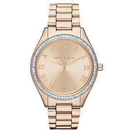 Michael Kors MK3245 Blake Gold Tone Dial Gold Stainless Steel Bracelet 40mm Womens Watch