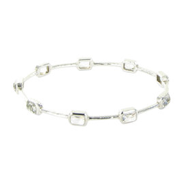 Ippolita Sterling Silver Rock Candy Quartz Bracelet