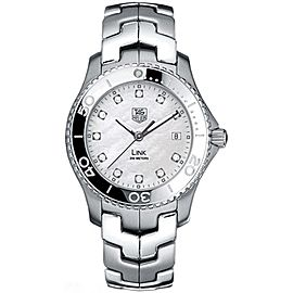 Tag Heuer WJ1114.BA0570 Stainless Steel 39mm Mens Watch