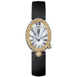 Breguet Reine de Naples 8928ba/51/844.dd0d 18K Yellow Gold 24.95mm Womens Watch