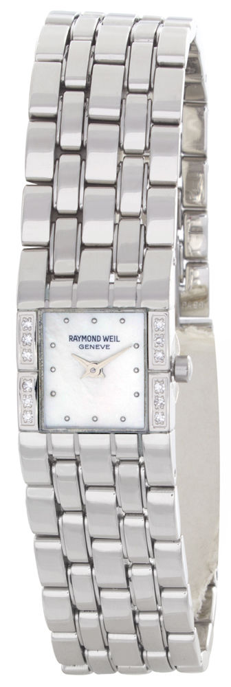 """Image of """"Raymond Weil 5886-Db.p Stainless Steel 17mm Womens Watch"""""""