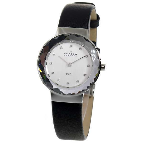 "Image of ""Skagen Skw2005 Stainless Steel 24mm Womens Watch"""