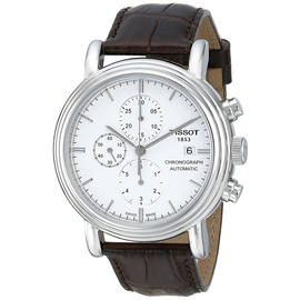 Tissot T068.427.16.011.00 Stainless Steel Automatic 43mm Mens Watch