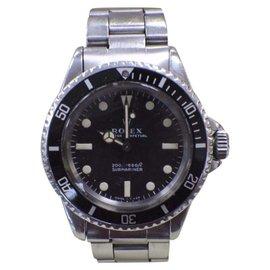 Rolex Submariner 5513 Stainless Steel 40mm Mens Watch 1964