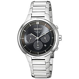 Seiko SSC439 Stainless Steel 41.50mm Mens Watch