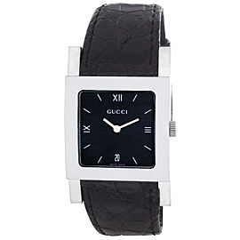 Gucci 7900 Stainless Steel 31mm Mens Watch