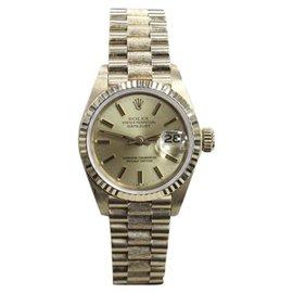 Rolex President 6917 18K Yellow Gold 26mm Womens Watch