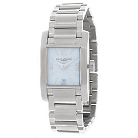 Baume & Mercier 65488 Stainless Steel 22mm Womens Watch