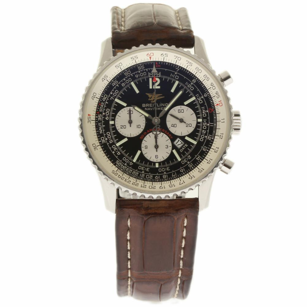 """Image of """"Breitling Navitimer A41322 Stainless Steel 42mm Mens Watch"""""""