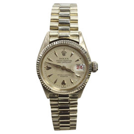 Rolex President 6517 18K Yellow Gold 26mm Womens Watch