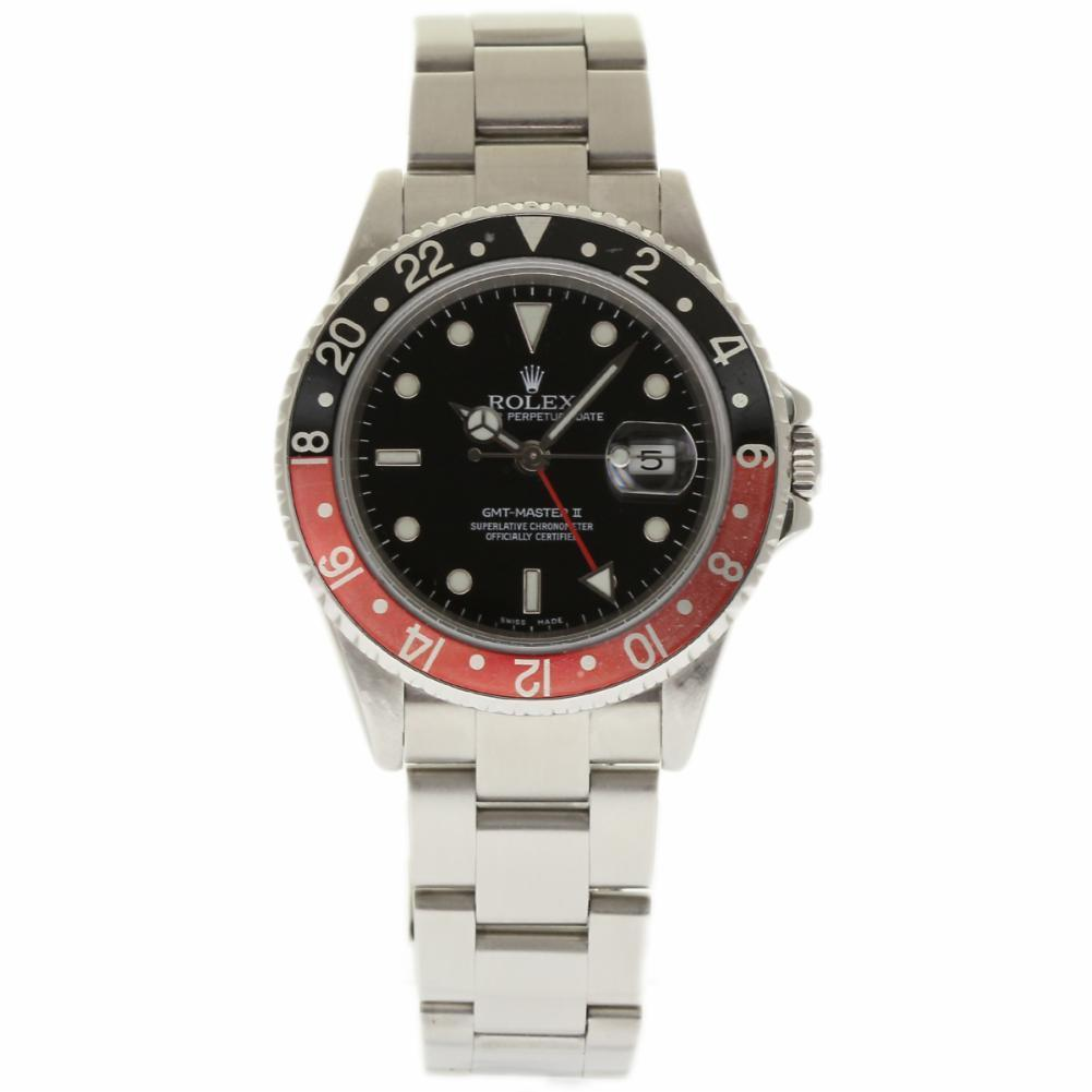 """Image of """"Rolex GMT Master II 16710 Stainless Steel Coke Bezel Automatic 40mm"""""""