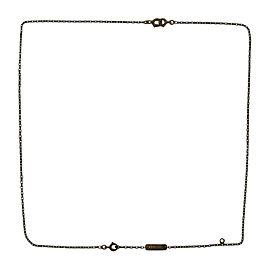 Van Cleef & Arpels 18K Yellow Gold Chain Necklace