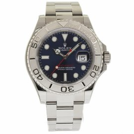 Rolex Yacht-Master 116622 Platinum Automatic 40mm Mens Watch