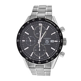 Tag Heuer Carrera CV201E-0 Stainless Steel Automatic 41mm Mens Watch