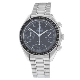 Omega Speedmaster 3510.50 Stainless Steel 39mm Automatic Mens Watch