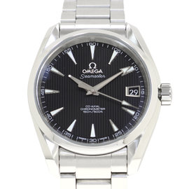 Omega Seamaster Aquaterra Stainless Steel Automatic 39mm Mens Watch