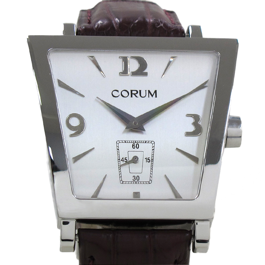 "Image of ""Corum Trapeze Stainless Steel Quartz 41mm Mens Watch"""