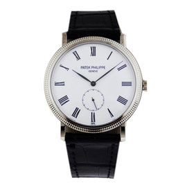 Patek Philippe Calatrava 5116G 36mm Watch