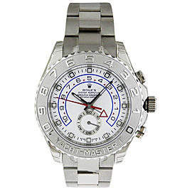 Rolex Yacht-Master II 116689 42.6mm White Gold Watch