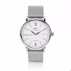 IWC Portofino IW356505 Stainless Steel 40mm Mens Watch