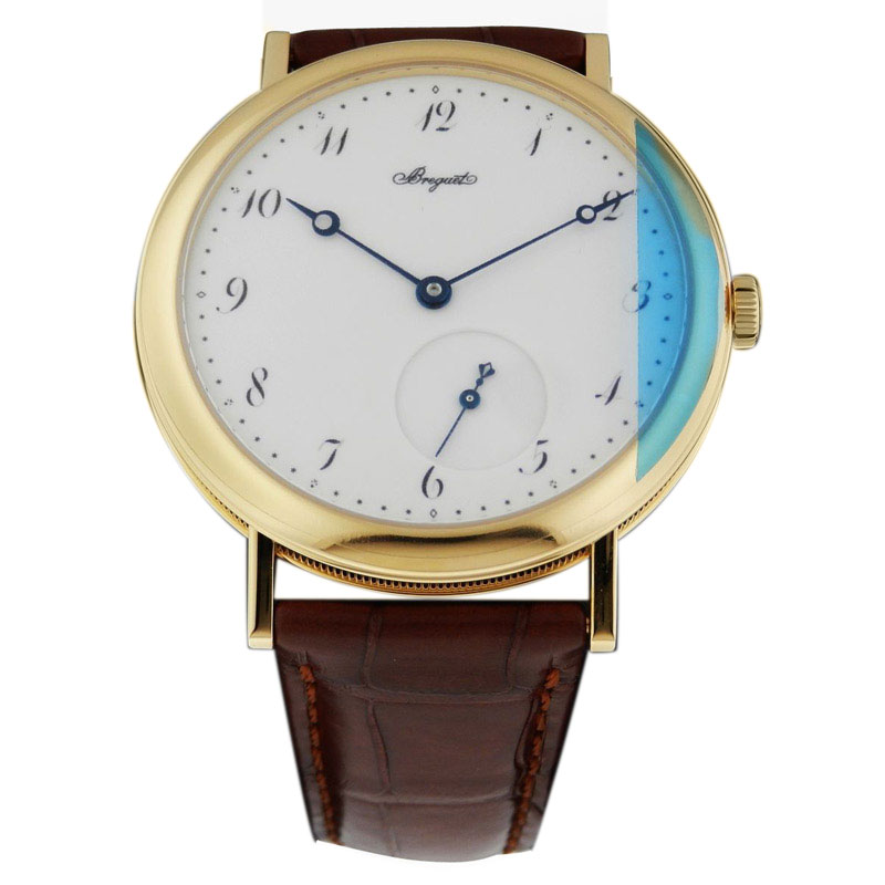 "Image of ""Breguet 5140ba/29/9w6 Classique 18K Yellow Gold 40mm Watch"""