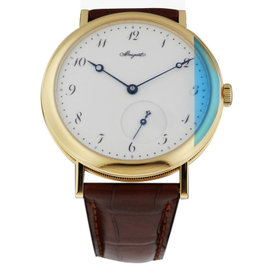 Breguet 5140ba/29/9w6 Classique 18K Yellow Gold 40mm Watch