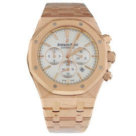 Audemars 26320or.oo.1220or.02 Piguet Royal Oak Chronograph 41mm Watch