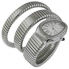 Bvlgari Bulgari Serpenti SP35C6SDS.2T Stainless Steel Watch