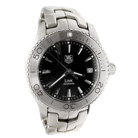 Tag Heuer WJ1116 Pro Link Black Dial Watch