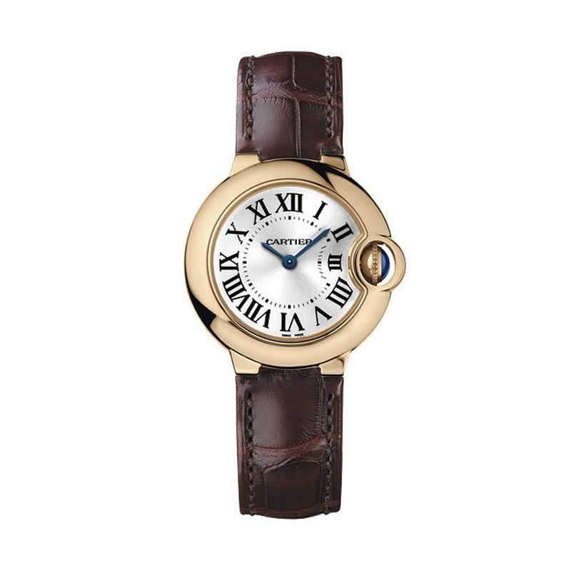 Cartier Ballon Bleu W6900256 18K Rose Gold Watch