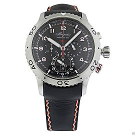 Breguet 3880st/h2/3xv Transatlantique Type XXII Flyback 10Hz 44mm Watch