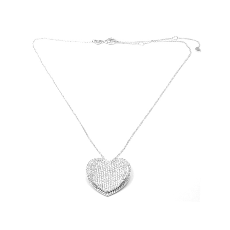 """""Pasquale Bruni Liberty White Gold Diamond Necklace"""""" 155352"