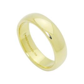 Tiffany & Co. 18K Yellow Gold Band Ring