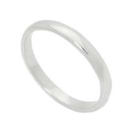 Tiffany & Co. Platinum 950 Wedding Band Ring