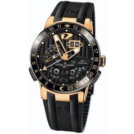 Ulysse Nardin 326-03-3 El Toro Perpetual Calender Rose Gold Watch